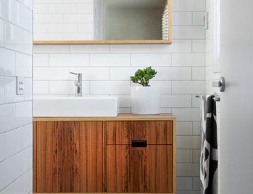 Bathroom Joinery (ensuite)