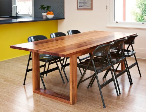 Solid Messmate Dining Table