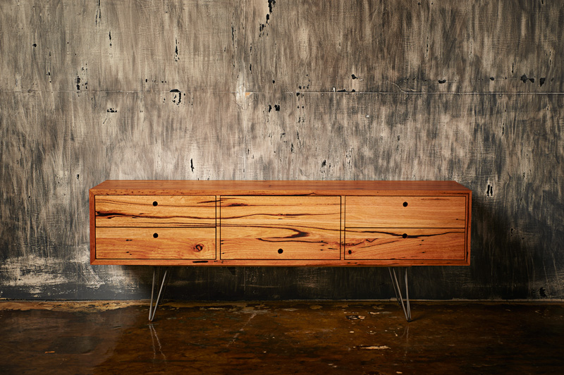 Auld Design Aurora Handcrafted Timber Sideboard