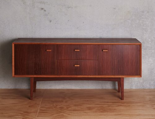 Red Ironbark Veneer Sideboard