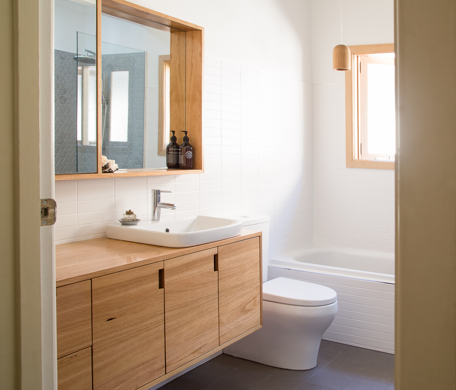 Auld Design bathroom cabinet and storage unit | Furniture Design Melbourne and Geelong