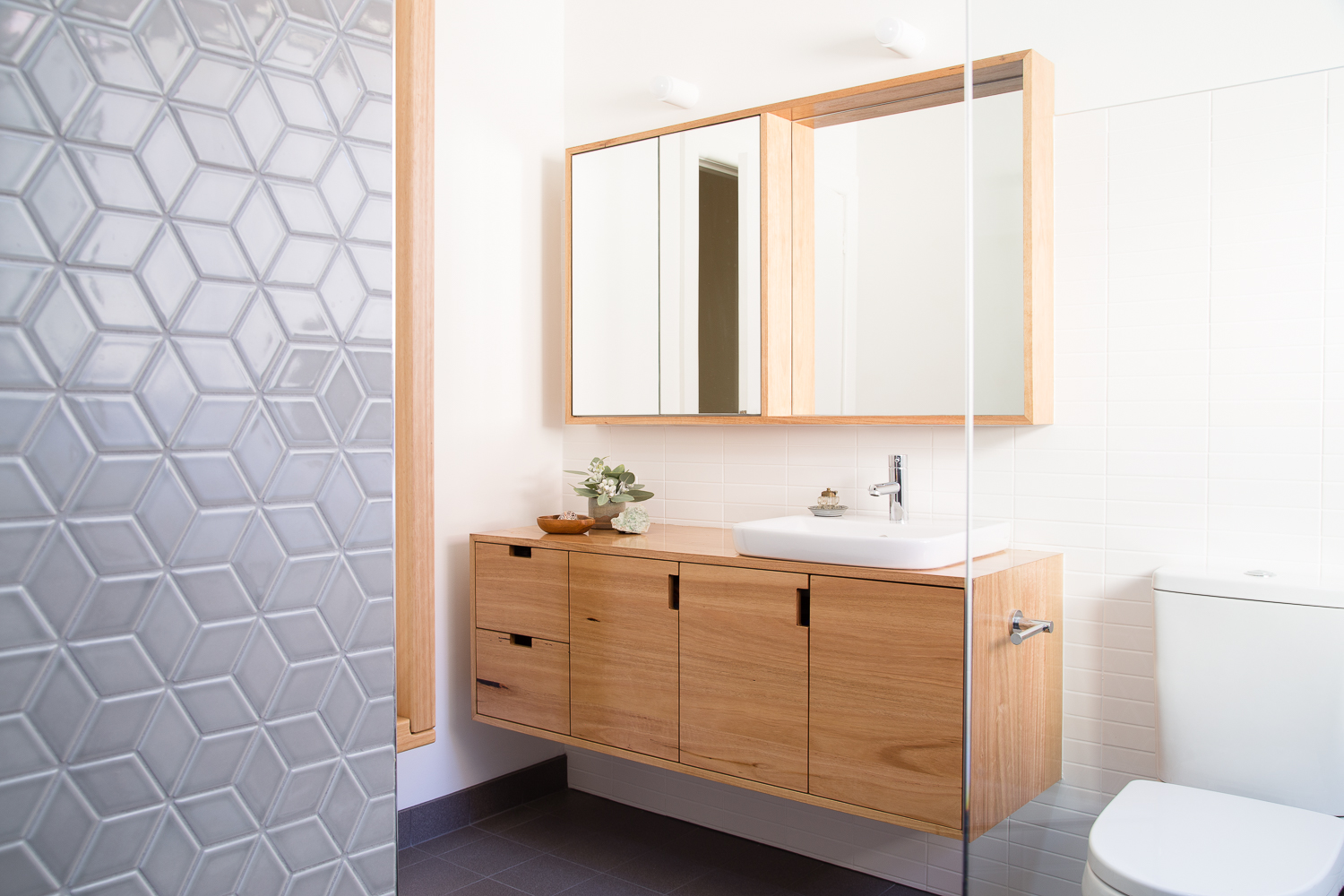 Sustainable Handmade Auld Design Bathroom Cabinet and Storage Unit | Furniture Design Melbourne and Geelong